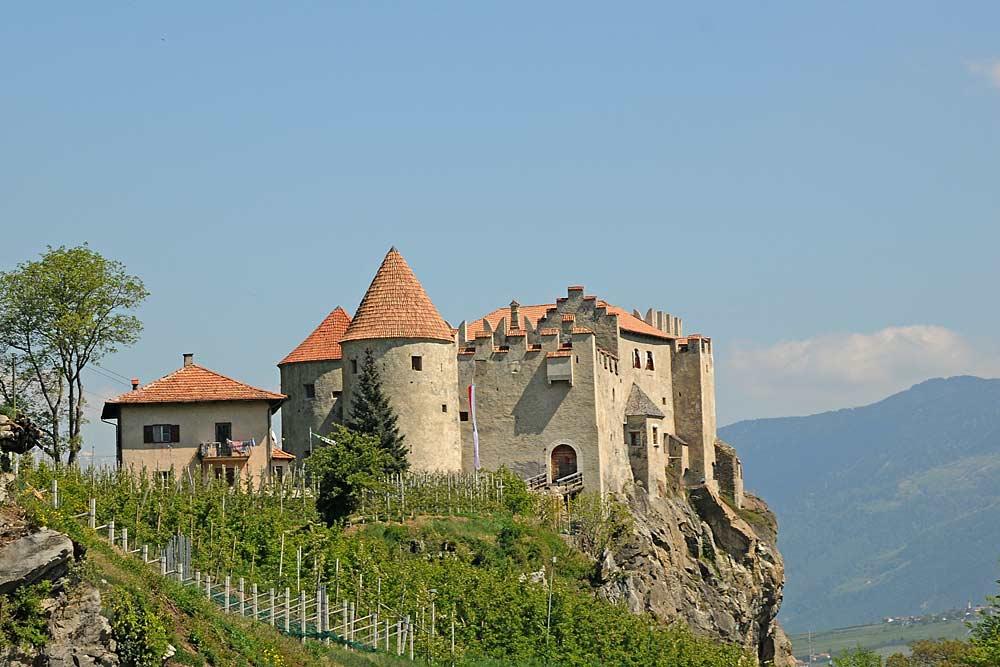 Schloss Kastelbell bei Kastelbell-Tschars