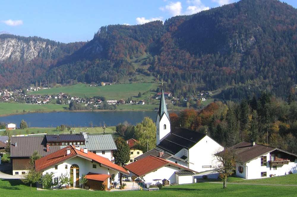 Pfarrkirche St. Margareth in Vorderthiersee