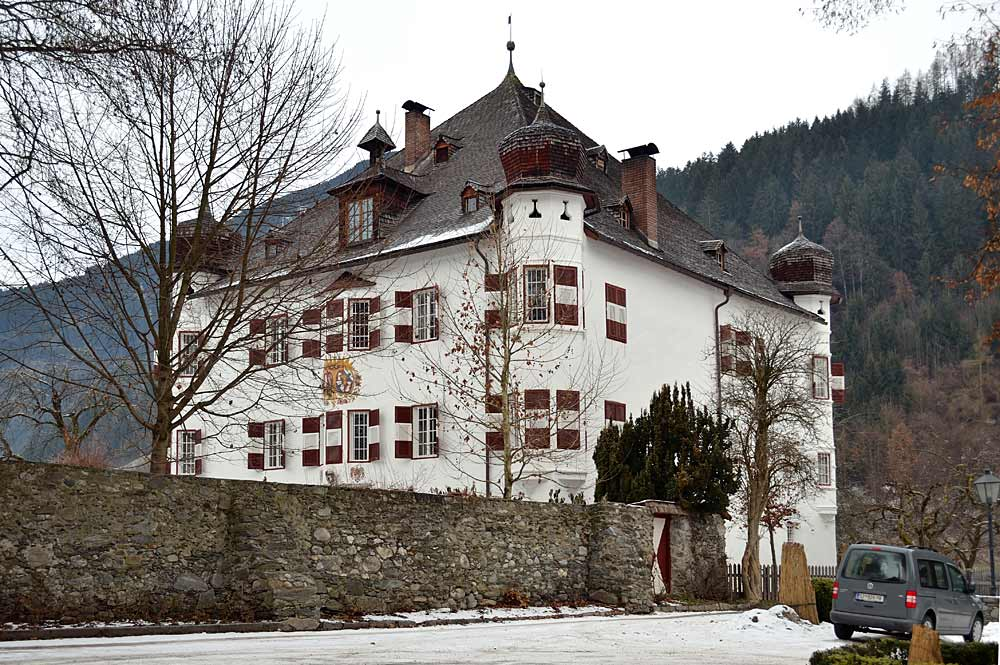 Schloss Stumm in Stumm im Zillertal