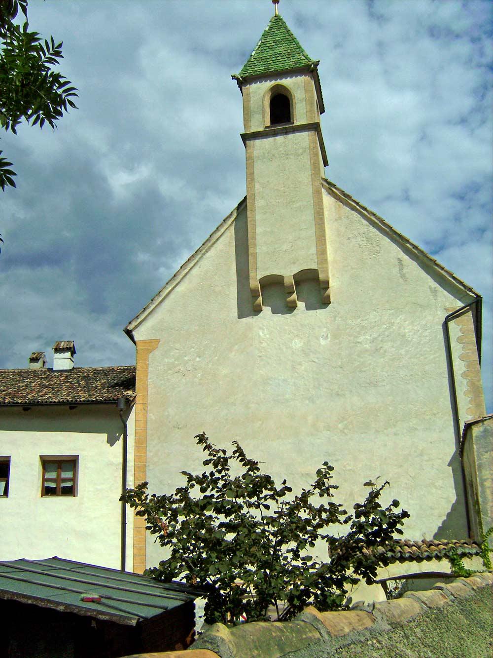 Spitalkirche zum Heiligen Geist in Latsch