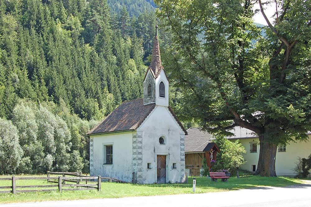 Maria-Schnee-Kapelle in Unterleibnig