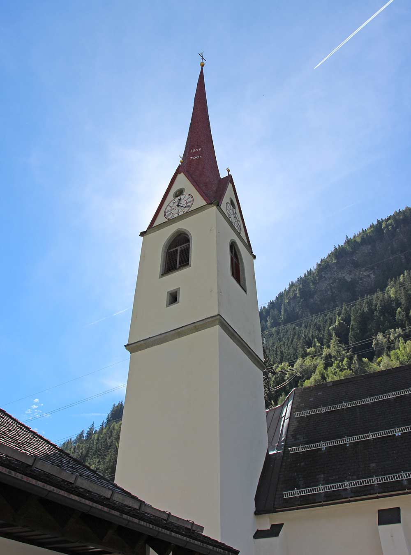 Pfarrkirche Hl. Johannes der Täufer in St. Johann im Walde