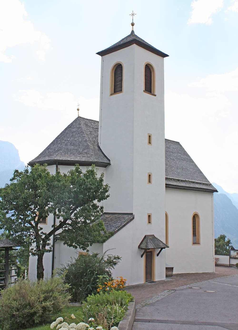 Kath. Pfarrkirche Hl. Schutzengel in Iselsberg
