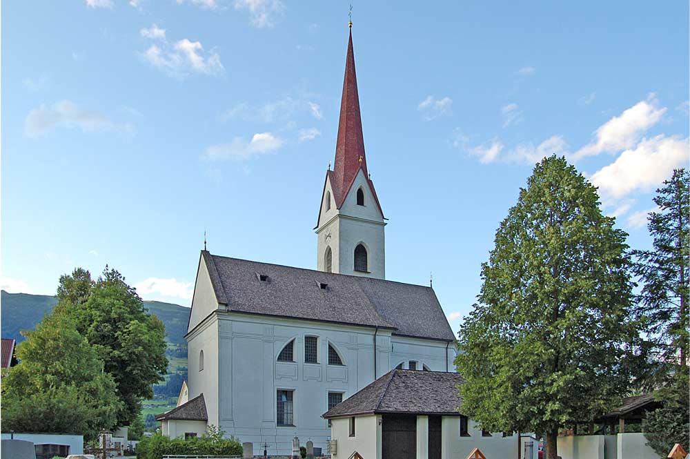 Pfarrkirche Tristach