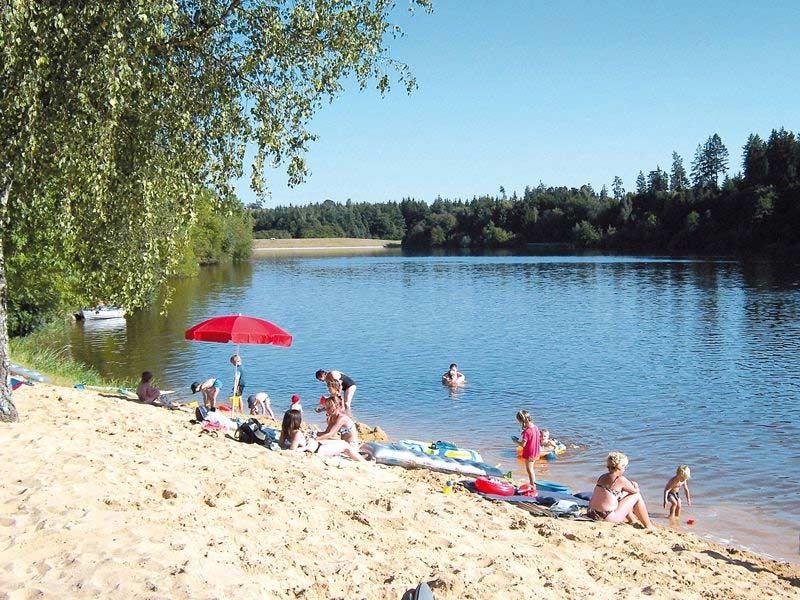 Strandurlaub am Haselbachsee