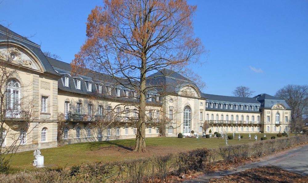 Ehemaliges Schwefelbadehaus von Bad Nenndorf