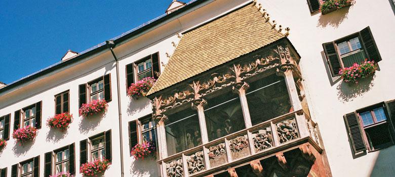 Das Goldene Dachl in Innsbruck