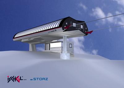 Neue Sesselbahn für Ischgl