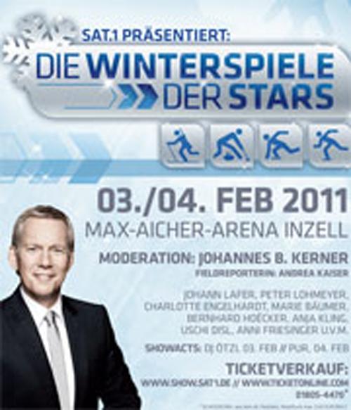 Die Winterspiele der Stars