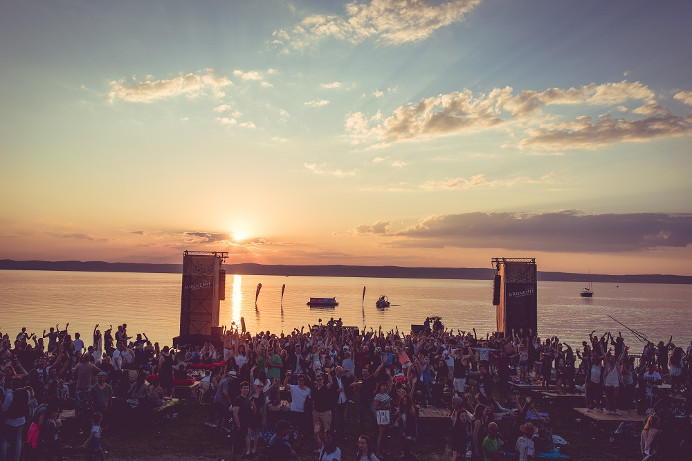Party am Neusiedler See