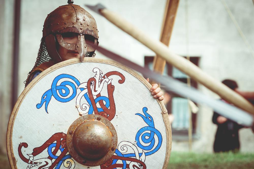 Ritter beim Ritterfest Kufstein
