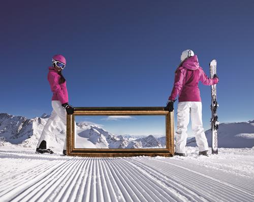 Start in die Skisaison an Tirols Gletschern