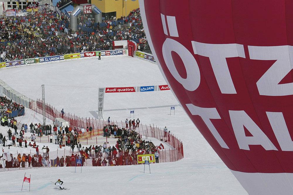 Weltcup Opening 2016 in Sölden