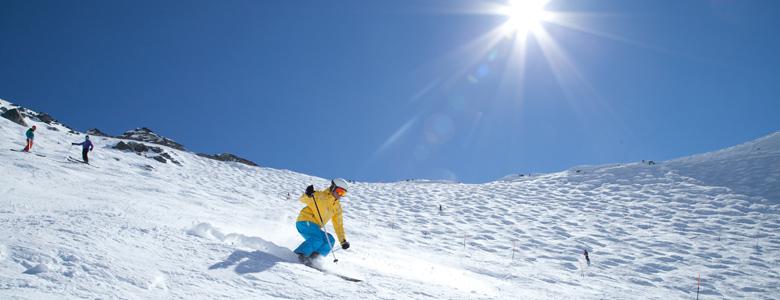 Skifahren in Nendaz