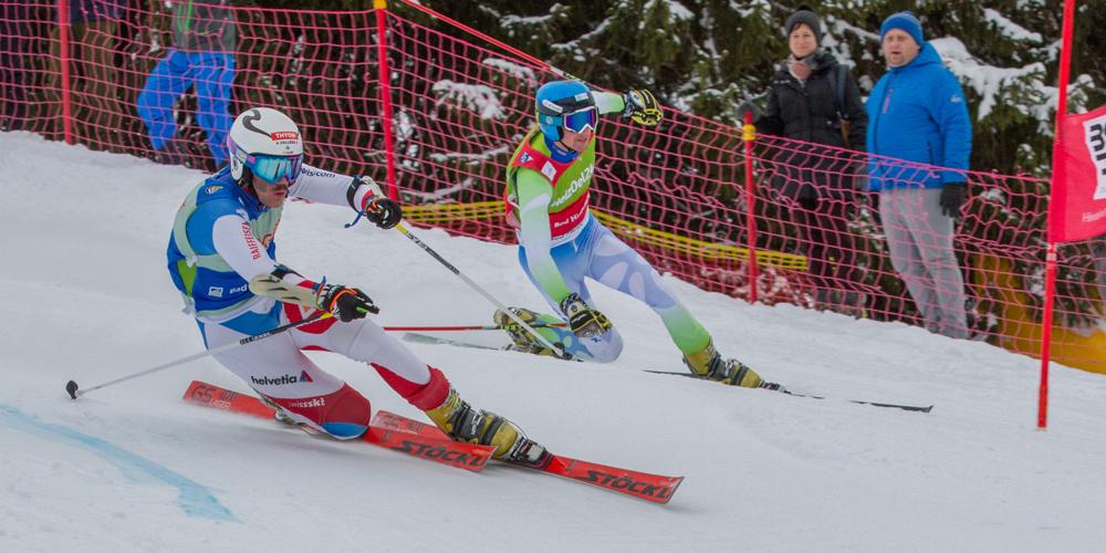 Parallel-Event beim Telemark Weltcup in Oberjoch