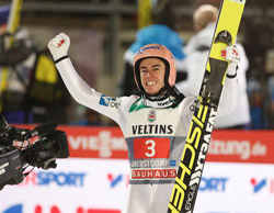 Stefan Kraft, Gewinner von Oberstdorf 2017