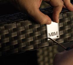Wellness-Geflecht von MBM Möbel