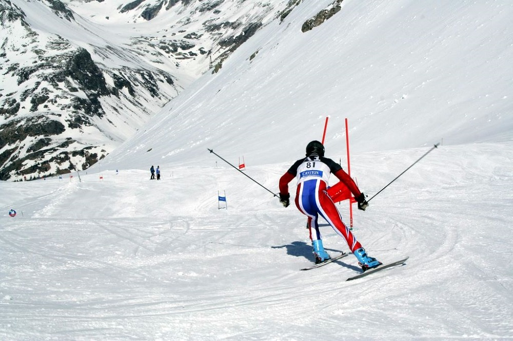 Riesenslalom in Sportgastein