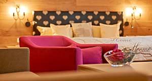 Suite im Hotel-Restaurant Adler in Oberstaufen