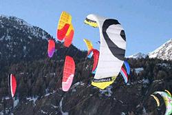 Swiss Snowkite Tour