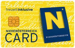 Die Niederösterreich Card