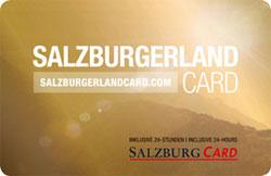 Die SalzburgerLand Card