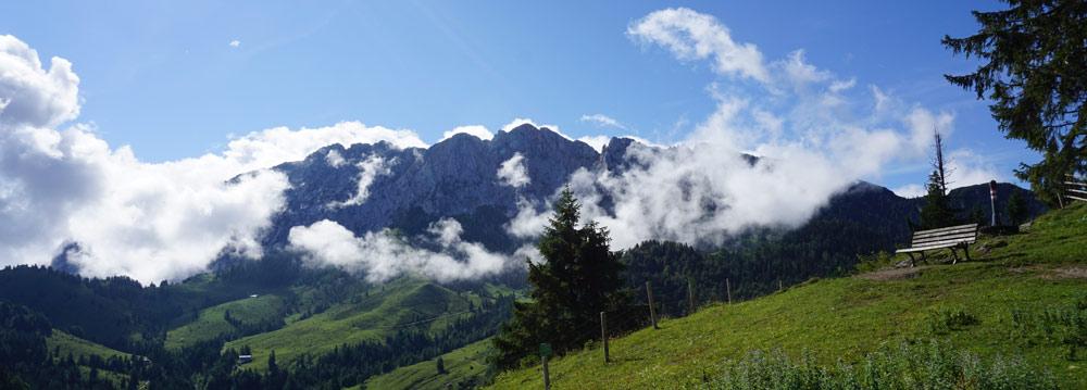 Berge im Kufsteinerland