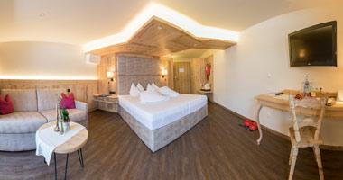 Zimmer im Hotel Magdalena