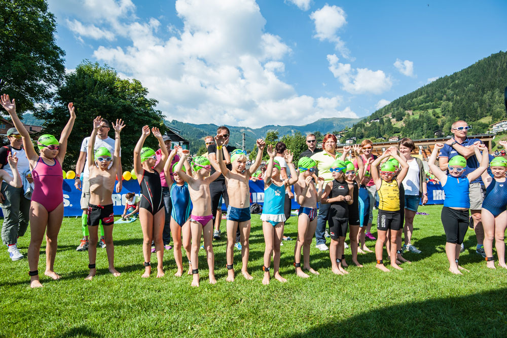 Ironkids in Zell am See-Kaprun