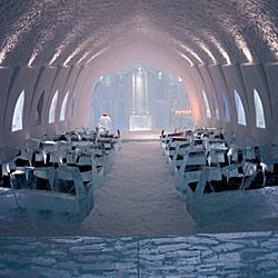 Kapelle des Icehotels