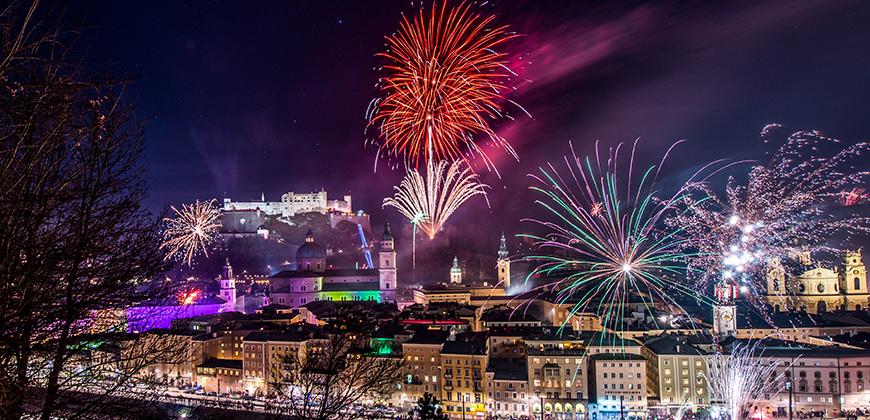 Silvester in Salzburg