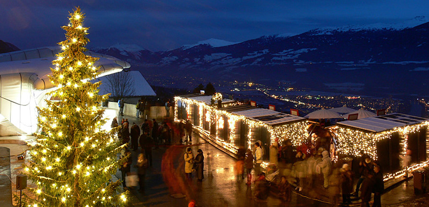 Christkindlmarkt in Innsbruck