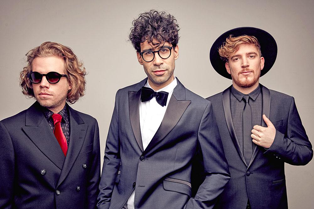 Die Schweizer Popband Pegasus