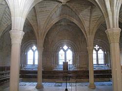 Kapitelsaal Kloster Poblet