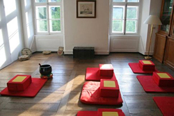 Meditationsraum Schloss Heinsheim