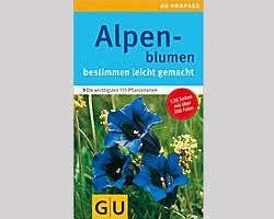 Buch Alpenblumen bestimmen leicht gemacht