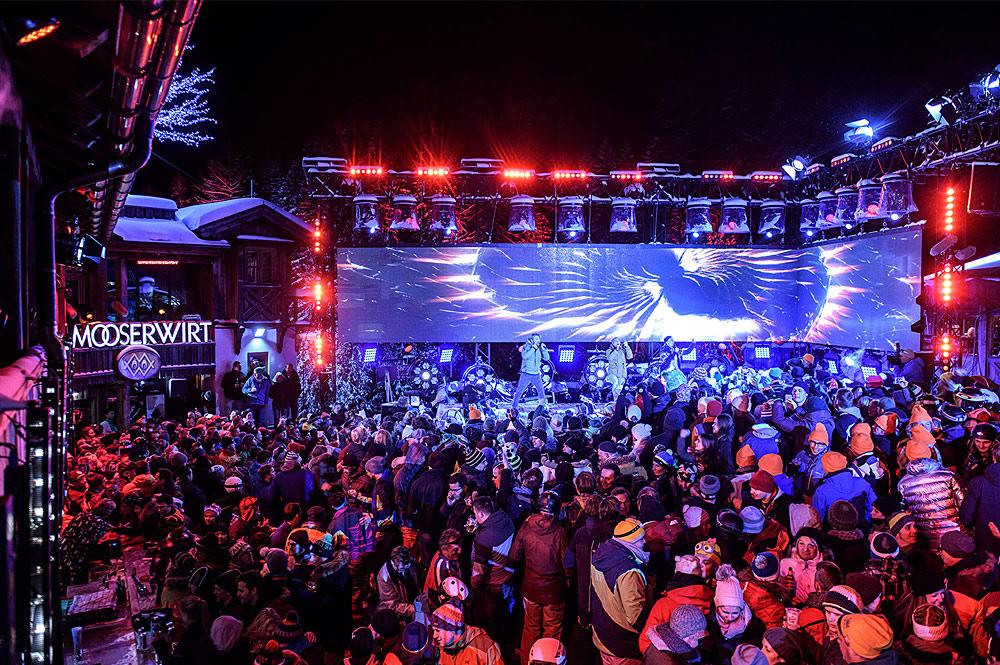 Après-Ski-Hits 2018 im Mooserwirt am Arlberg
