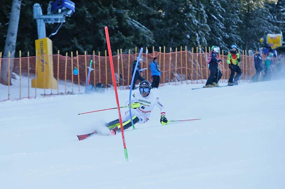Teilnehmer beim Europacup Weltcup in Obereggen