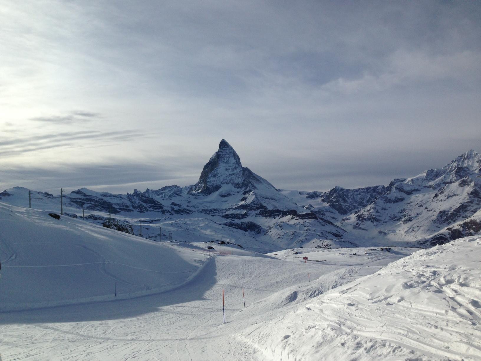 Panorama Zermatt-Matterhorn Ski-Paradis