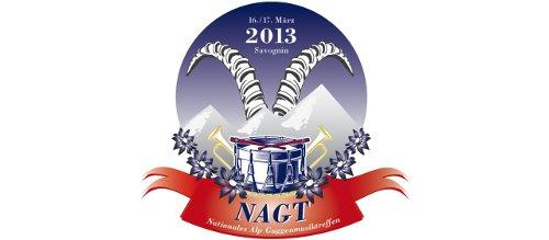 Zahleiche Künstler und Musiker sind beim Guggenmusik-Treffen in Savognin mit dabei