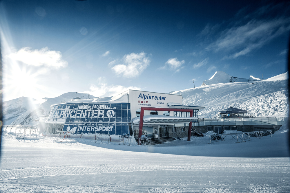 Alpincenter am Kitzsteinhorn