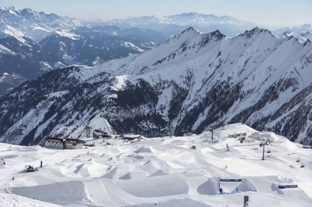 Auch im Frühling: Beste Wintersportbedingungen am Kitzsteinhorn