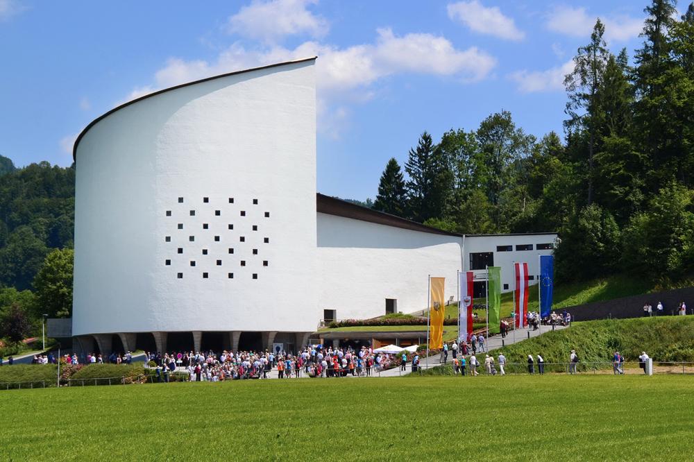 Passionsspielhaus Erl