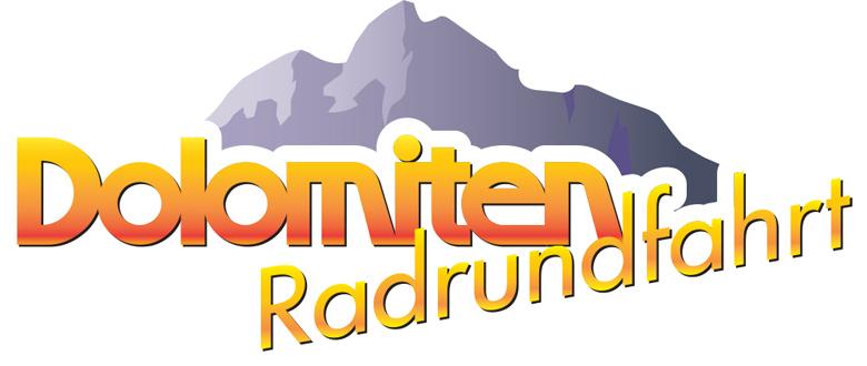 Logo der Dolomitenradrundfahrt