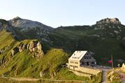 Auf zur Pfälzerhütte im Fürstentum Liechtenstein