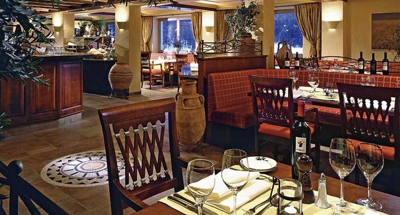 Osteria des Alpenhotel Spitzingsee