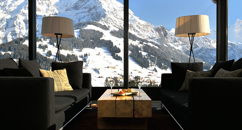 die sch nsten hotels der alpen. Black Bedroom Furniture Sets. Home Design Ideas