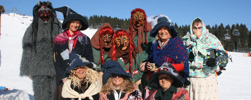 Hexen am Feldberg