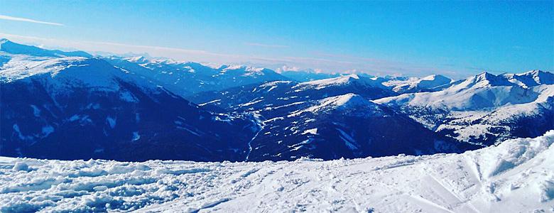 Skigebiet bei Mauterndorf