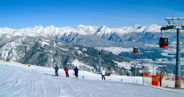 Skifahren in Großeck-Speiereck